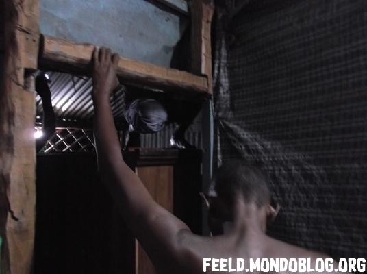 armoire trois portes palissandre madagascar feeld ©feeld